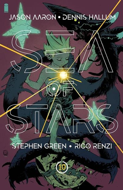 Sea of Stars #10 (2021)