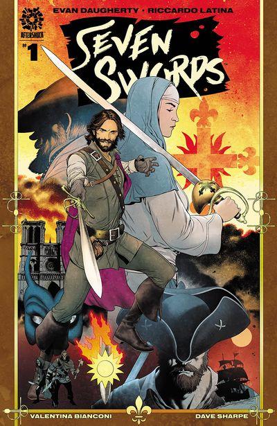 Seven Swords #1 (2021)