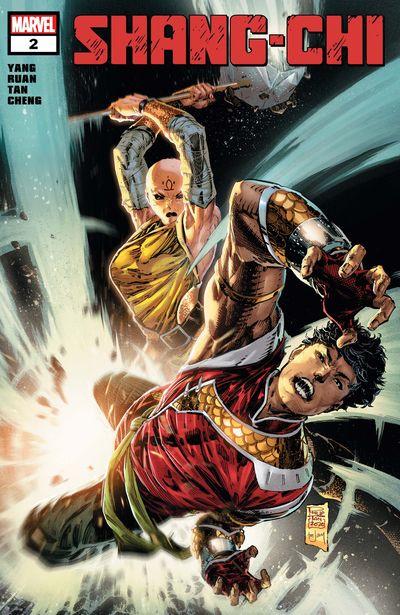 Shang-Chi #2 (2021)