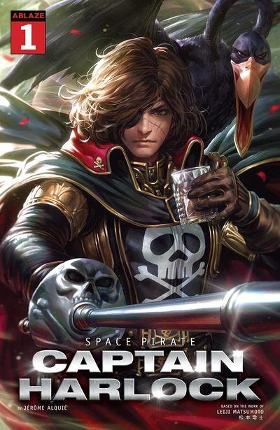 Space Pirate Captain Harlock #1 (2021)