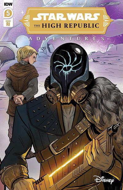 Star Wars – The High Republic Adventures #5 (2021)