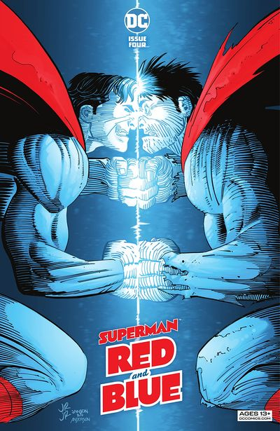 Superman Red and Blue #4 (2021)