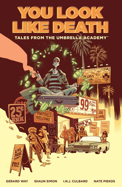 Tales from the Umbrella Academy – You Look Like Death Vol. 1 (TPB) (2021)