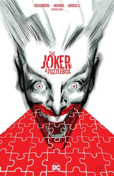 The Joker Presents – A Puzzlebox #1 (2021)