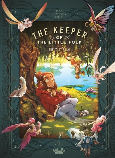The Keeper of the Little Folk #1 – The Fairy Balm (2021)