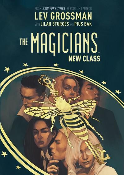 The Magicians – New Class (TPB) (2020)