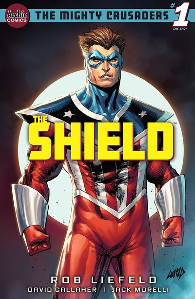 The Mighty Crusaders – The Shield #1 (2021)