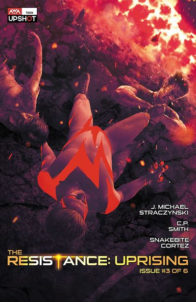 The Resistance – Uprising #3 (2021)