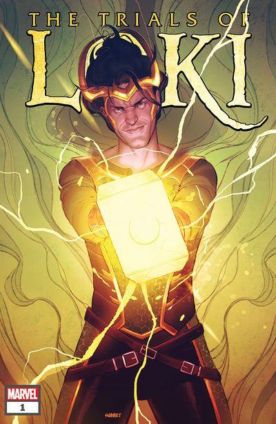 The Trials Of Loki – Marvel Tales #1 (2021)