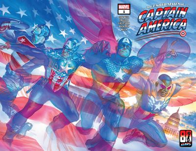 The United States Of Captain America #1 (2021)