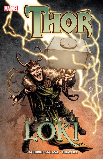 Thor – The Trials of Loki (TPB) (2011)