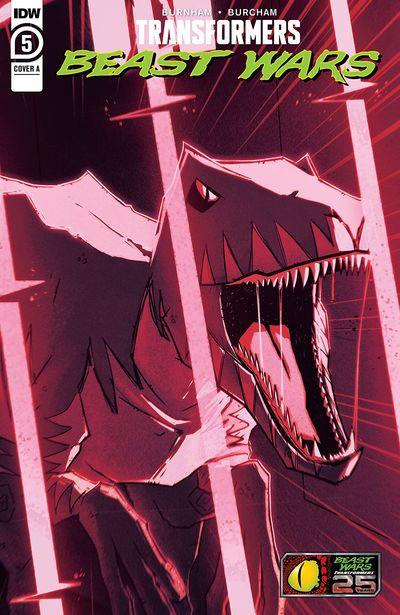 Transformers – Beast Wars #5 (2021)