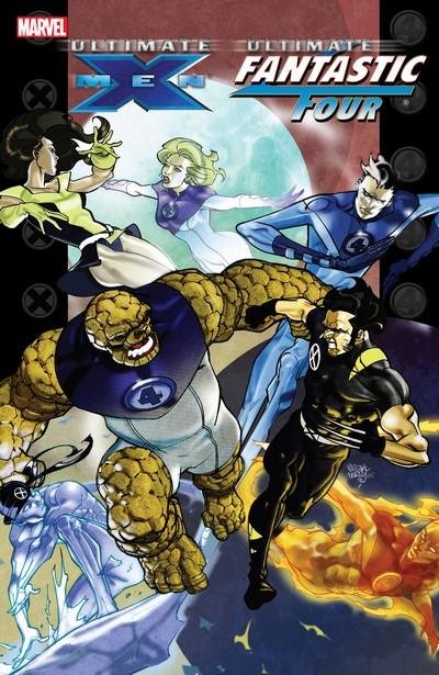 Ultimate X-Men – Fantastic Four (TPB) (2006)