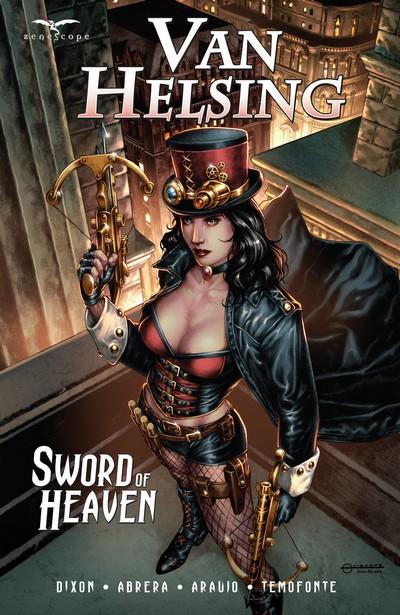 Van Helsing – Sword of Heaven (TPB) (2019)
