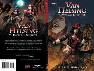 Van Helsing vs. Dracula's Daughter (TPB) (2021)