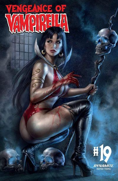 Vengeance of Vampirella #19 (2021)
