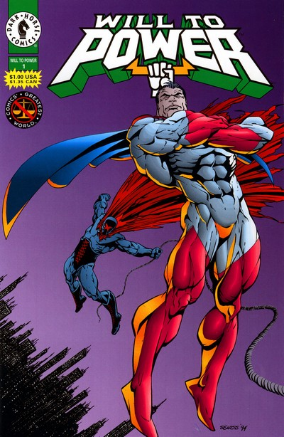 Will to Power #1 – 12 (1994)