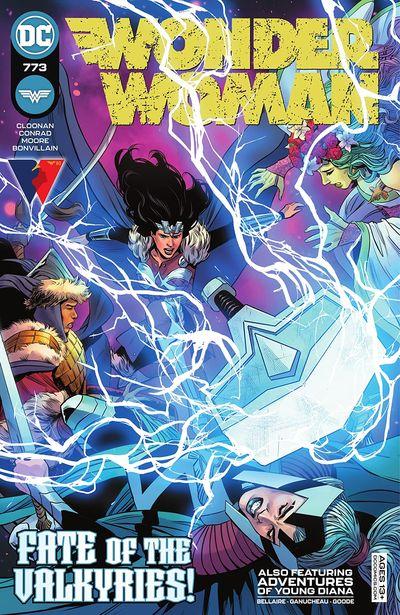 Wonder Woman #773 (2021)