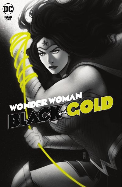 Wonder Woman Black and Gold #1 (2021)