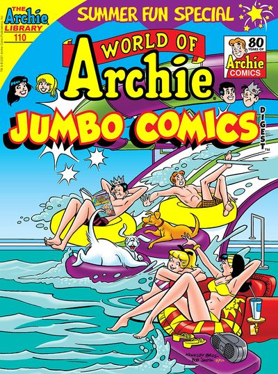 World of Archie Double Digest #110 (2021)