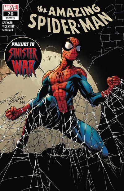 Amazing Spider-Man #70 (2021)