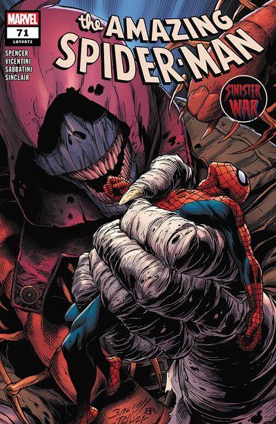 Amazing Spider-Man #71 (2021)