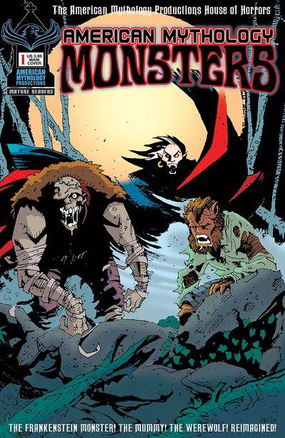 American Mythology Monsters Vol. 2 #1 (2021)