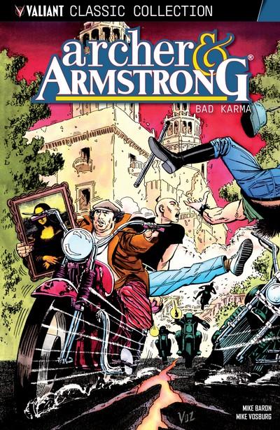 Archer & Armstrong – Bad Karma (TPB) (2021)