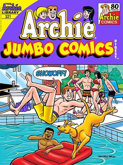 Archie Double Digest #321 (2021)