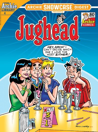 Archie Showcase Digest #4 – A Jughead In the Family (2021)