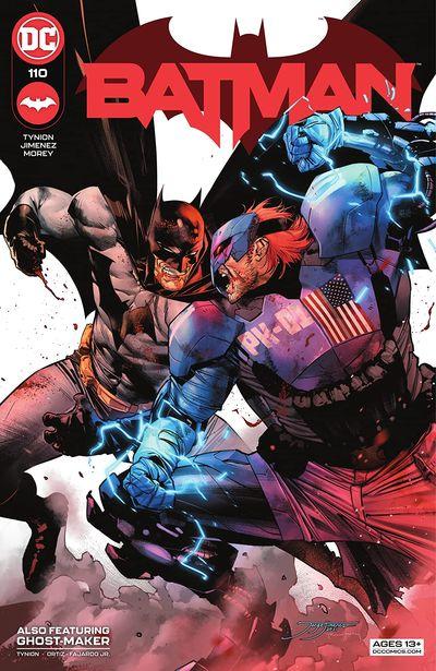 Batman #110 (2021)