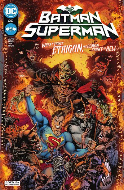 Batman – Superman #20 (2021)