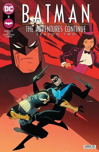 Batman – The Adventures Continue – Season Two #2 (2021)