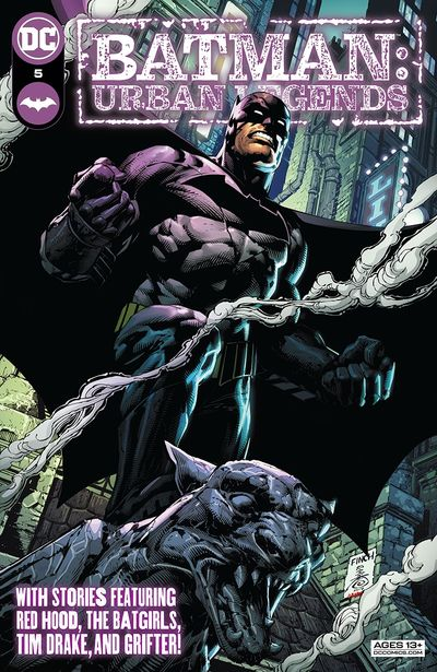 Batman – Urban Legends #5 (2021)