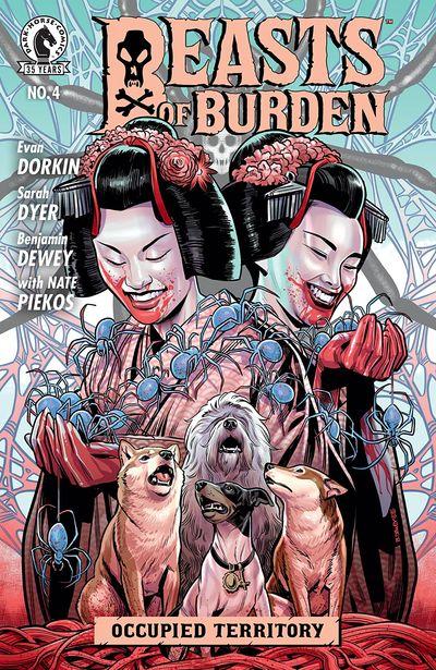 Beasts of Burden – Occupied Territory #4 (2021)
