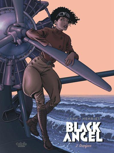 Black Angel #2 – Scarface (2021)