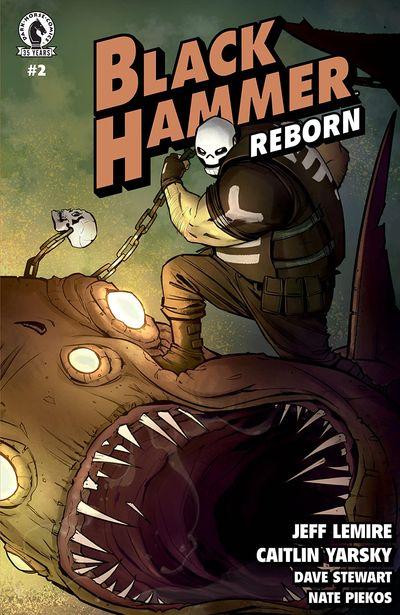 Black Hammer Reborn #2 (2021)
