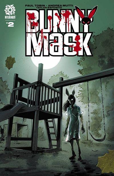 Bunny Mask #2 (2021)