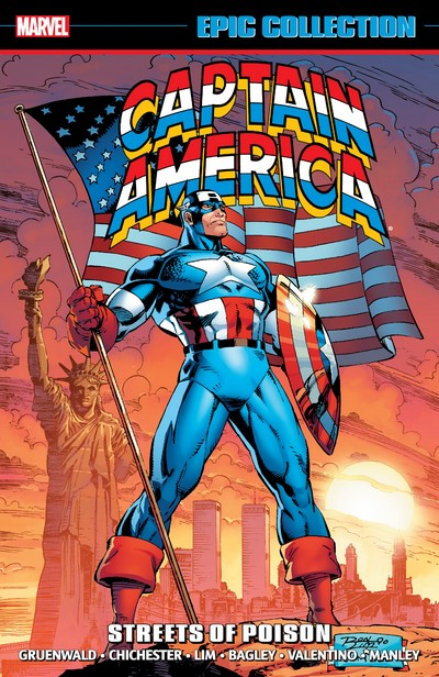 Captain America Epic Collection Vol. 16 – Streets Of Poison (2015)