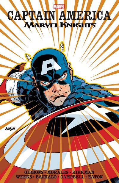 Captain America – Marvel Knights Vol. 2 (TPB) (2017)