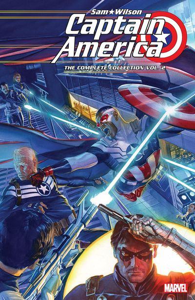 Captain America – Sam Wilson – The Complete Collection Vol. 2 (2021)