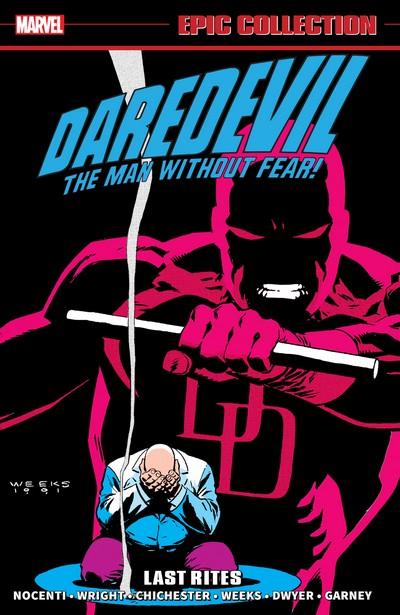 Daredevil Epic Collection Vol. 15 – Last Rites (2020)