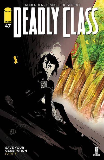 Deadly Class #47 (2021)