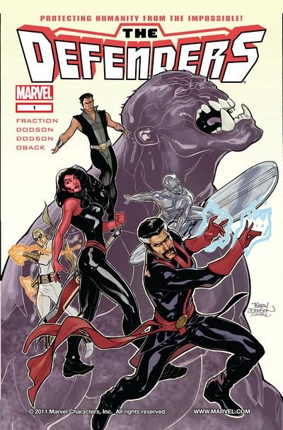Defenders Vol. 4 #1 – 12 (2012)