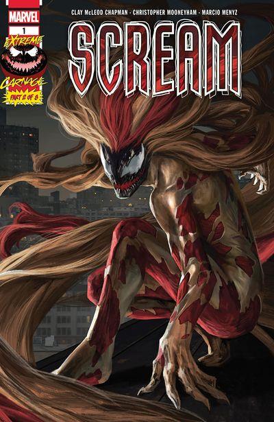 Extreme Carnage – Scream #1 (2021)