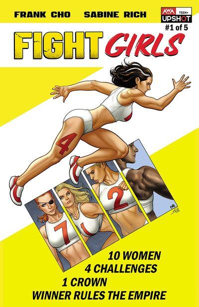 Fight Girls #1 (2021)