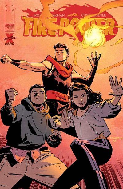 Fire Power #13 (2021)