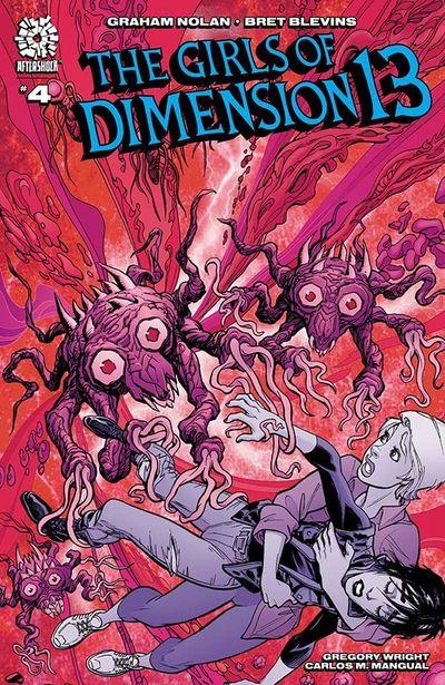Girls of Dimension 13 #4 (2021)