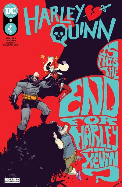 Harley Quinn #5 (2021)