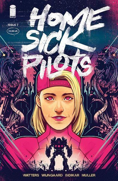 Home Sick Pilots #7 (2021)